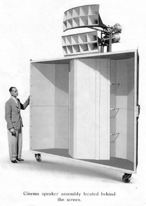 cinema speaker