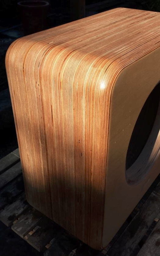 CODE Acoustics BASS-2 Cabinet