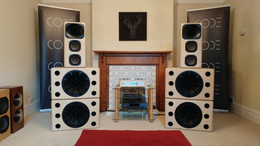 A brief history of Audiophile PA! – Code Acoustics